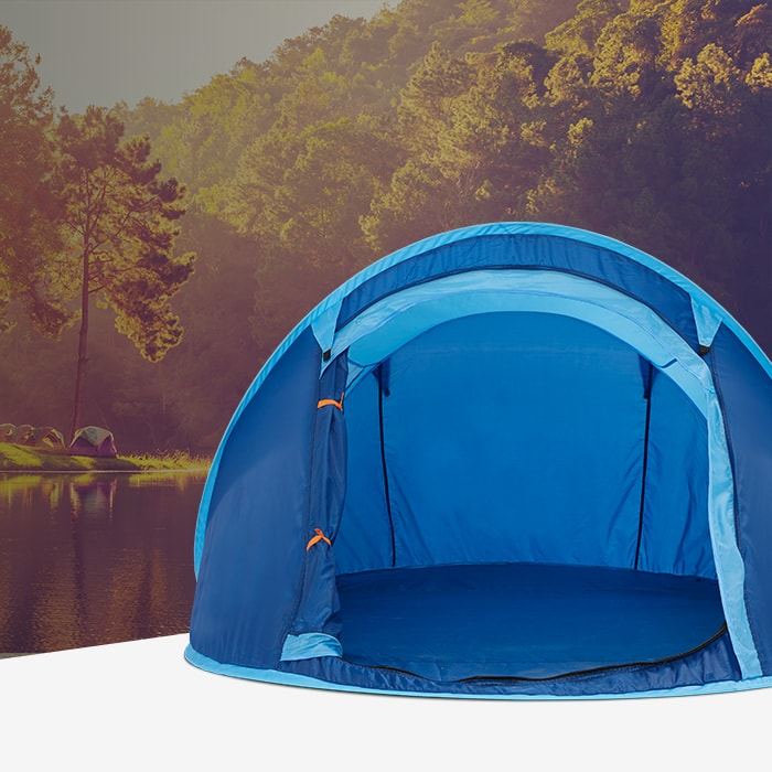 pop up tent category homepage