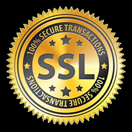 ssl badge homepage